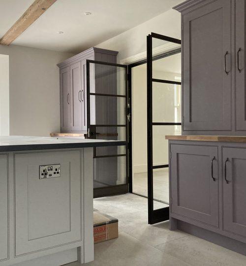Internal Steel Doors projects gallery in Bronze Design Plus 02