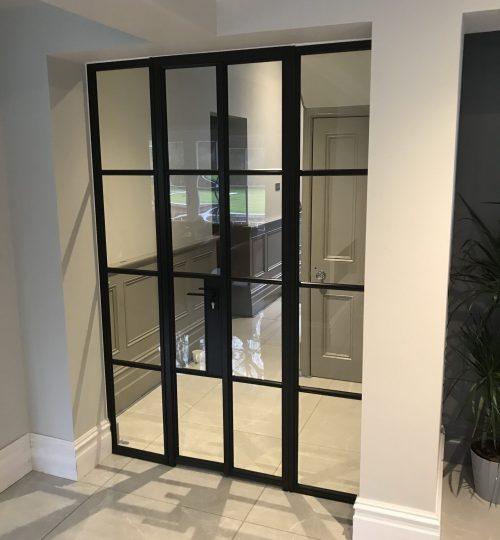 Mini Internal Original Steel doors Design Plus 1