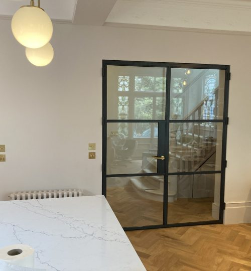 Original Steel doors projects gallery DesignPlus Fire door 04