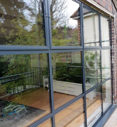 Original Steel Windows Design Plus London
