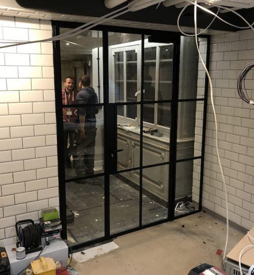 Steel Window and Door Langham Hotel 4